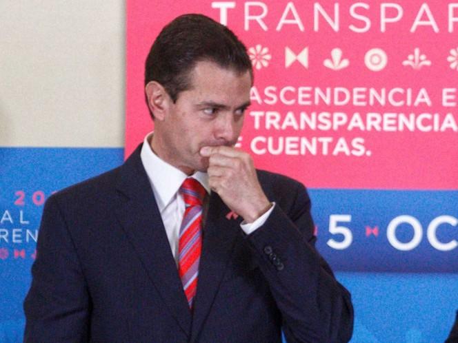 Aún no notifica EU a México por indagatoria contra EPN