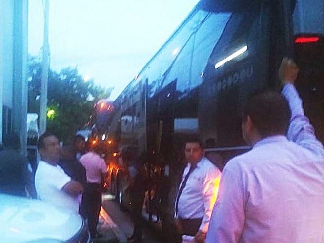 Trasladan a 36 migrantes a albergues en Chiapas