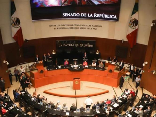 Senado inicia periodo extraordinario con primera lectura sobre T-MEC