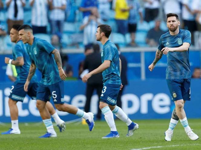 Revive el triunfo de Argentina sobre Qatar