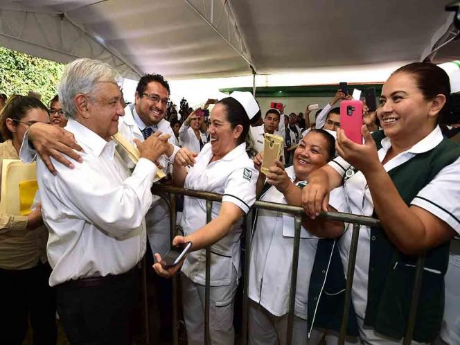 López Obrador detalla lineamientos del Instituto de Salud para el Bienestar