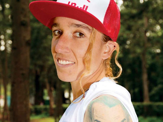 El mundo de Chikorita, ultramaratonista mexicana