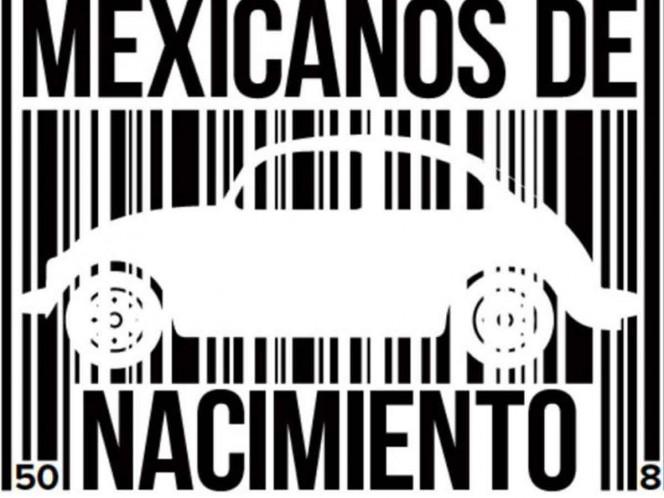 Estos son los autos orgullosamente 'Hechos en México'