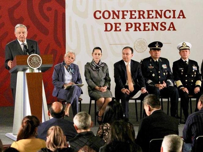 Ante caso de desastre, estamos preparados: López Obrador