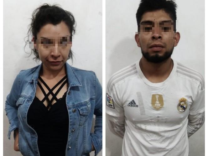Vecinos 'detienen' a pareja acusada de robo, pero ninguno los denuncia