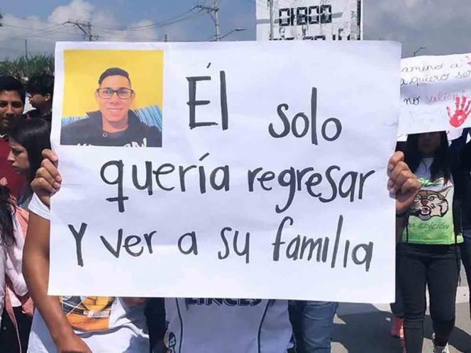 Continúa búsqueda de presunto asesino de estudiante en Celaya