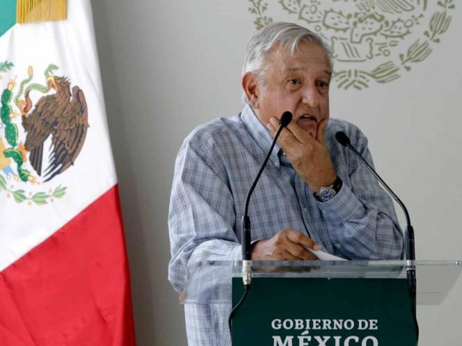 López Obrador pide a Trump que 'se anime' a comprar avión presidencial