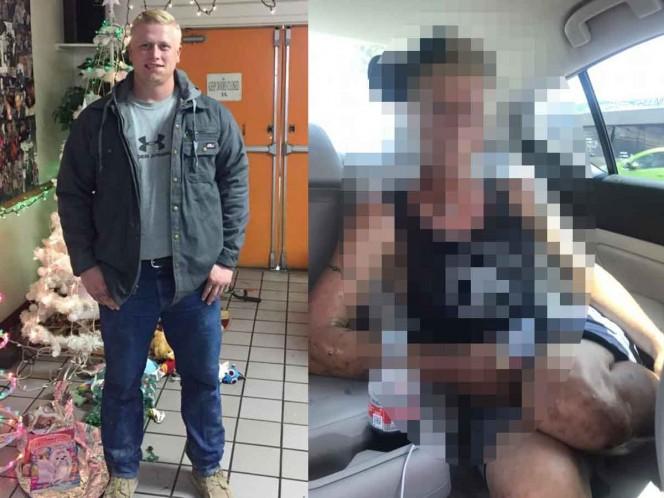 Mujer comparte fotos de su hijo adicto para alertar a jóvenes