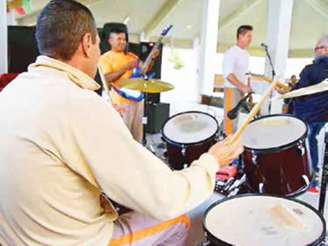 En la música encuentran la libertad; Cereso El Llano, en Aguascalientes - Excélsior