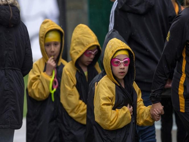 La lluvia no frena al Torneo de la Amistad 2019 - Excélsior