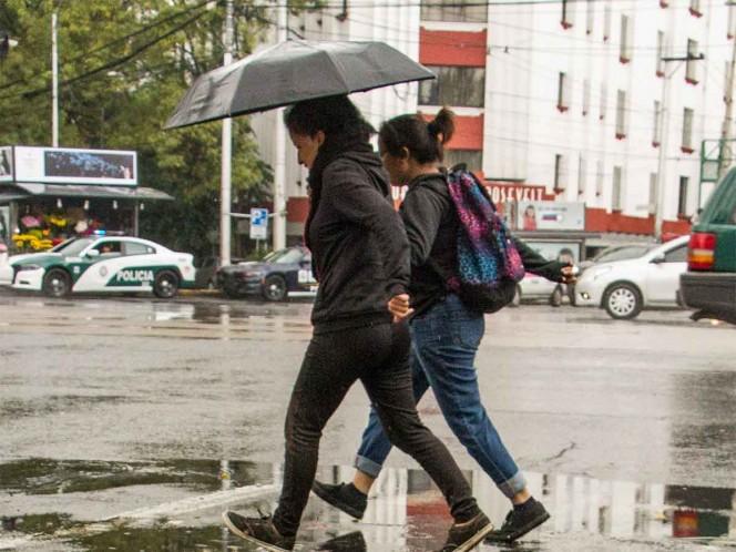 Lluvias y cielo nublado prevén para el Valle de México - Excélsior