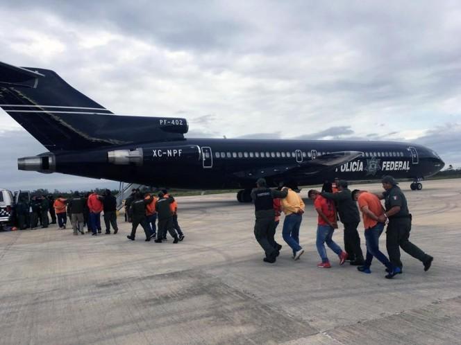 Reubican a 171 reos de Veracruz en distintos penales del país - Excélsior