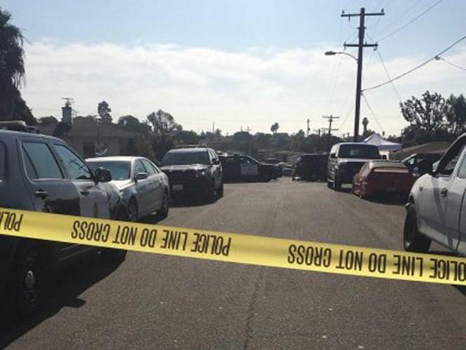 Tiroteo en San Diego deja 3 niños y dos adultos muertos - Excélsior