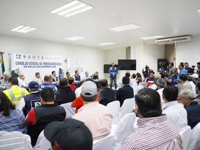 Cierran a la navegación el puerto de La Paz en BCS - Periódico Excélsior