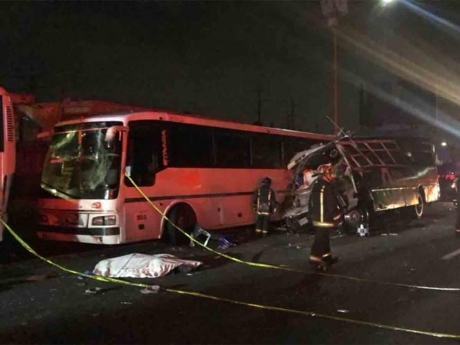 Suman 9 muertos por accidente en la México-Pachuca - Excélsior