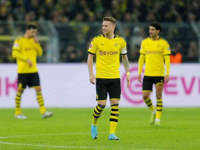 Dortmund evita un papelón en la Bundesliga | Excélsior