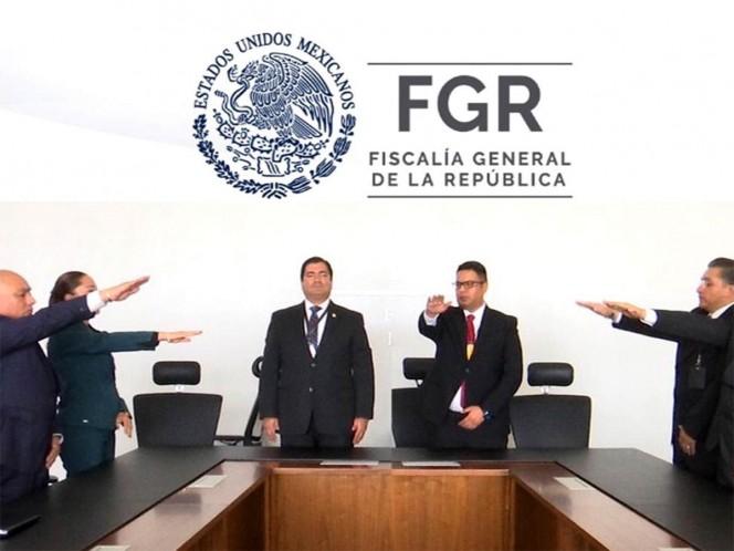 Designan a Kayosci Guerrero nuevo titular de la PFM