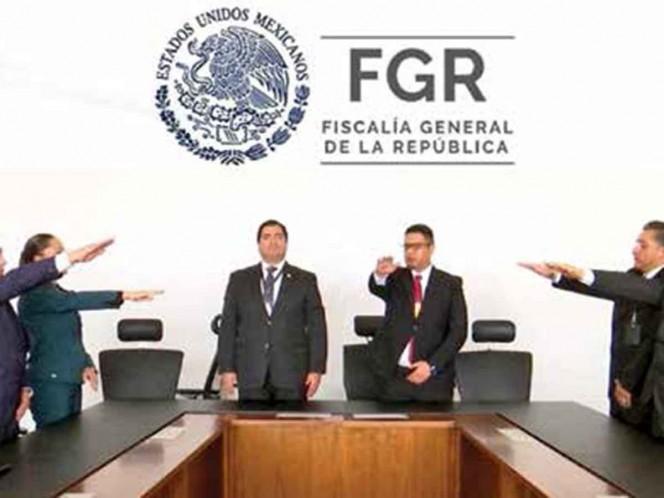 FGR designa a nuevo titular de la Ministerial