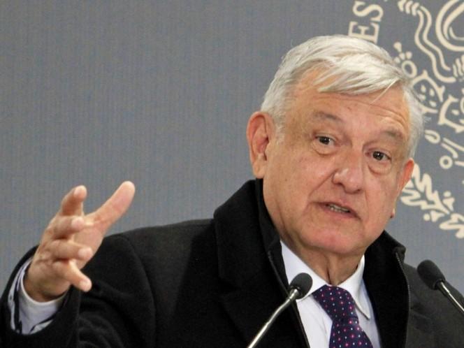 EU debe dar a conocer a responsables de 'Rápido y Furioso': López Obrador