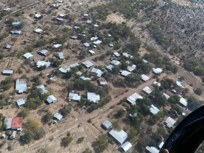 Desaparecen 4 policías de Churumuco, Michoacán