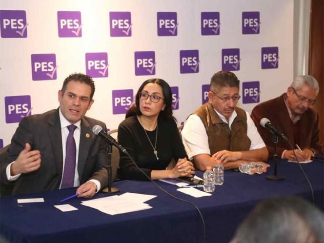 Coaliciones y financiamiento público cero fortalecerán la democracia: PES