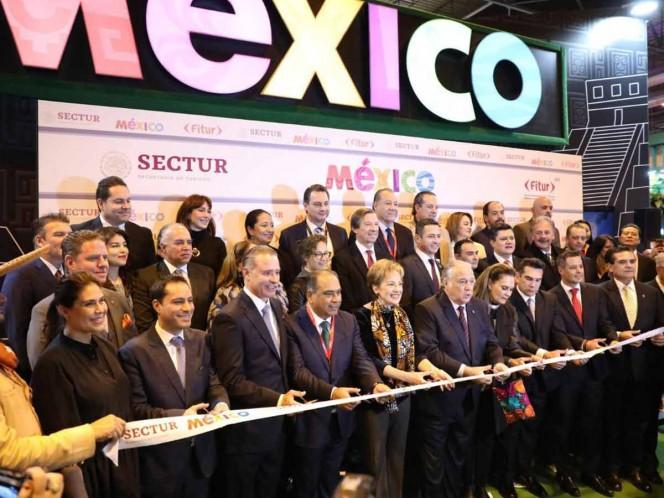 Encabeza Quirino gira de promoción de Sinaloa en España
