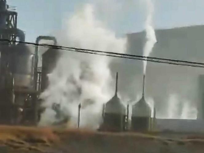 Pide 'El Bronco' permiso a empresa contaminante para revisarla