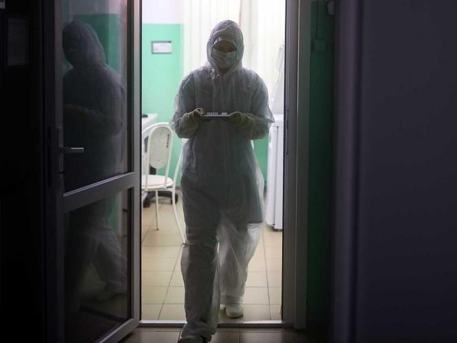 Escapan mujeres de cuarentena en Rusia por coronavirus