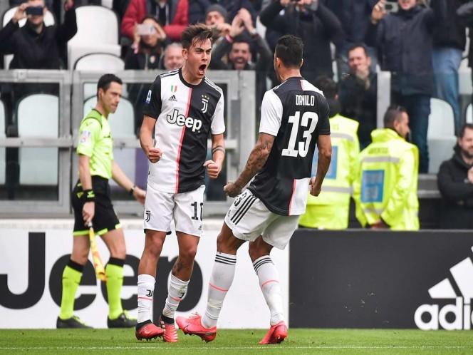 Juventus derrota al Brescia sin Cristiano