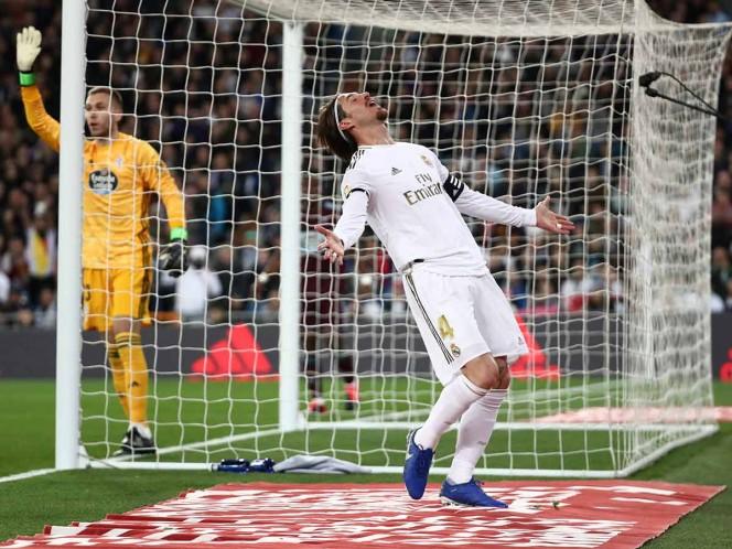 Real Madrid deja ir dos puntos sobre la hora