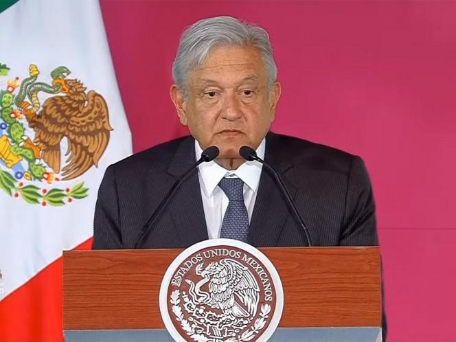 'Mantengamos siempre nuestra memoria histórica': López Obrador