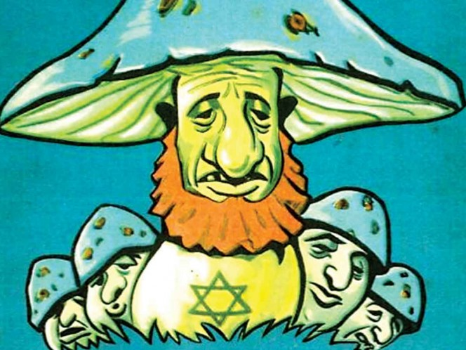 Exigen retirar libros antisemitas del mercado en plataformas digitales