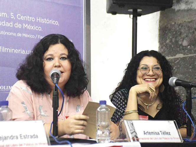 Levantan la voz desde su literatura en la 41 Feria Internacional del Libro del Palacio de Minería