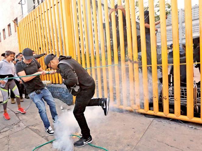 Continúan en paro 10 planteles de la Universidad Nacional Autónoma de México (UNAM)