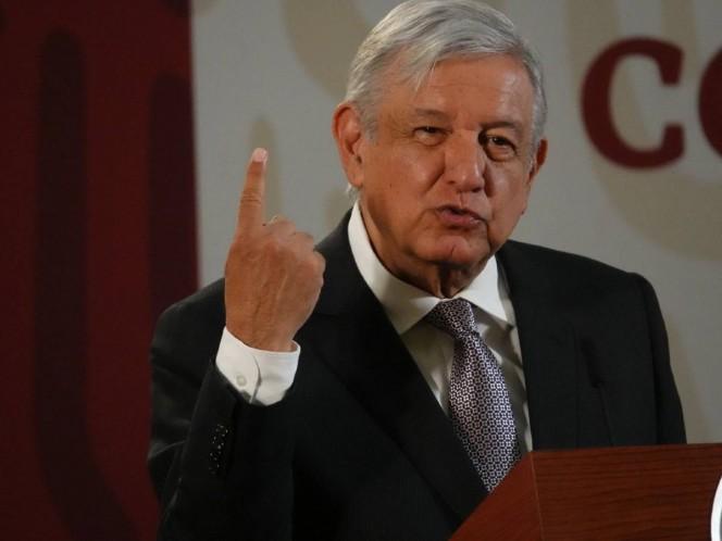 Gómez Urrutia tiene un punto de vista distinto; hay que hablar con él: López Obrador