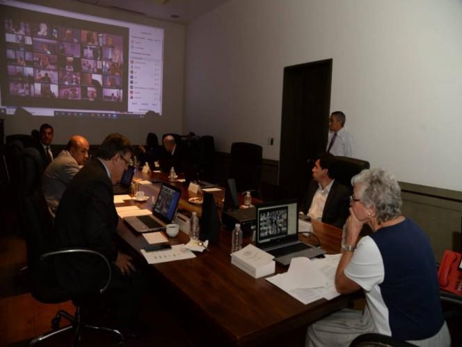 Gobernadores y gabinete federal revisan acciones por Covid-19