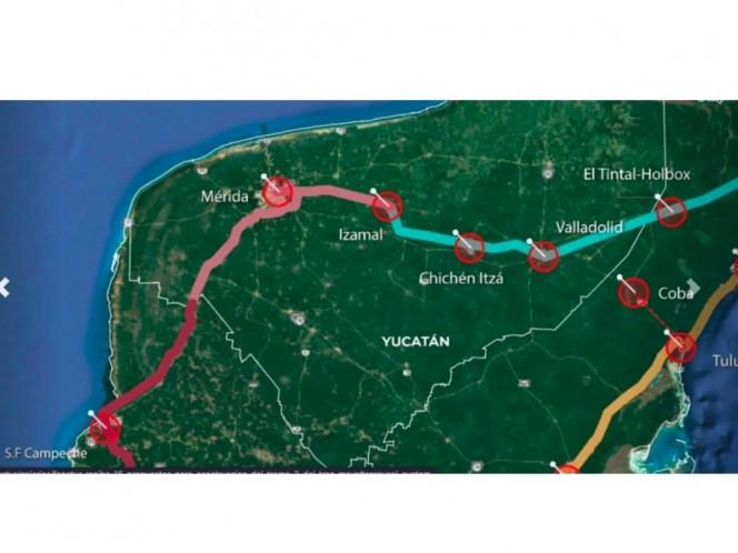 Empresa seleccionada para construcción de tramo tres del Tren Maya se conocerá este viernes