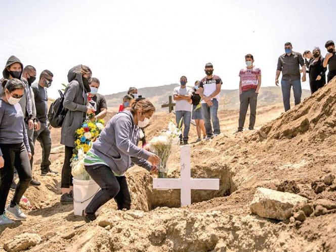 Muertes, fuera de conteo oficial en Tijuana