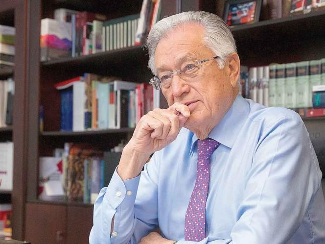 'CFE pierde 3 mil mdp al año por no pago en uso de redes'; entrevista con Manuel Bartlett
