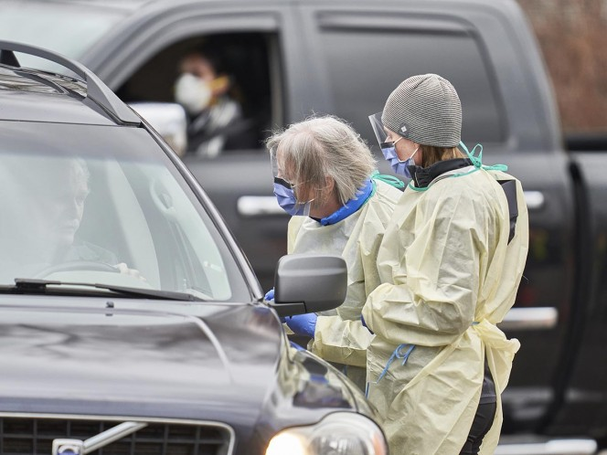 Canadá detecta dos casos de nueva cepa de covid-19