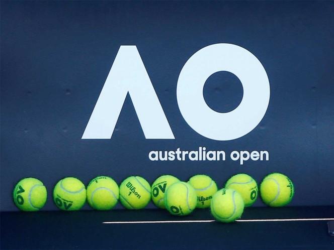 Impiden entrenar a 47 tenistas en Australia