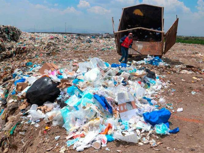 Advierte UNAM de problema de desechos en México por Covid