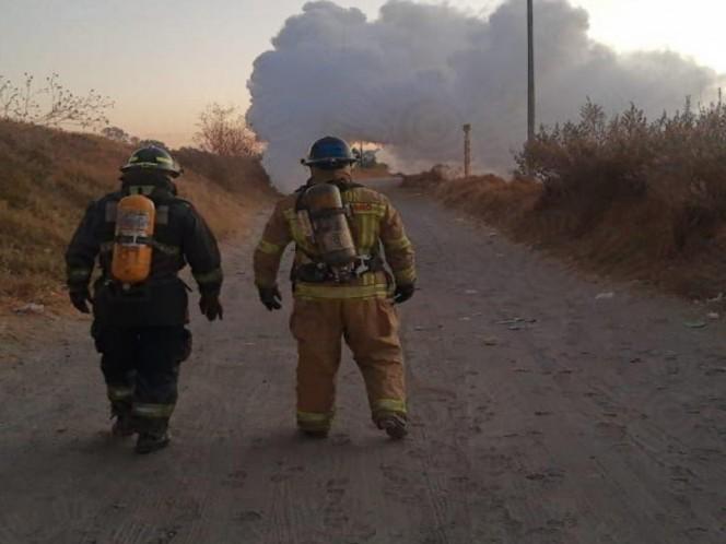 Desalojan 3 colonias de Puebla ante fuga de gas en ducto de Pemex