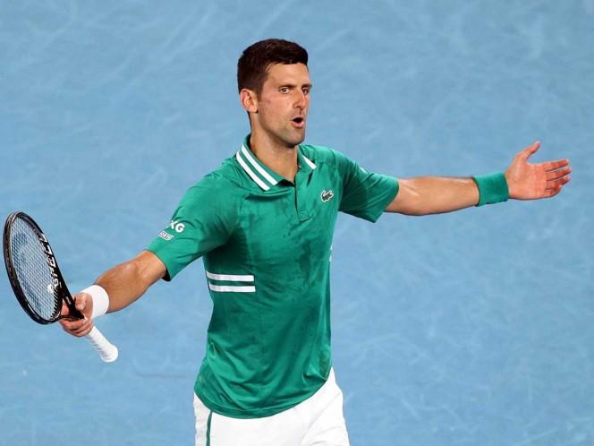 Se queja Djokovic; pide una burbuja estilo NBA