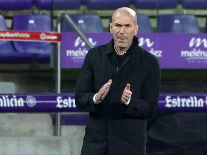 Zidane no presta atención a sus rivales directos