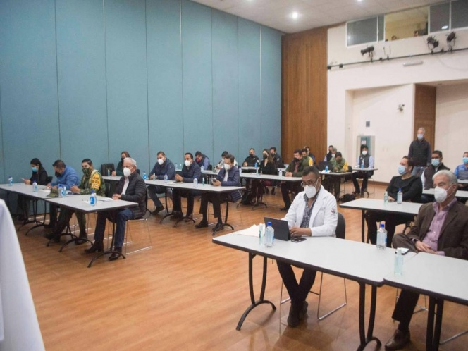 Coahuila busca regreso a clases en modelo híbrido