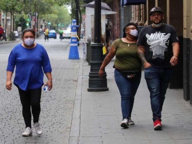 Obesidad, primer factor de riesgo en muertes por covid: Ssa