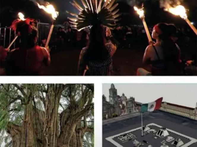 Inician festejos de siete siglos de historia México-Tenochtitlán