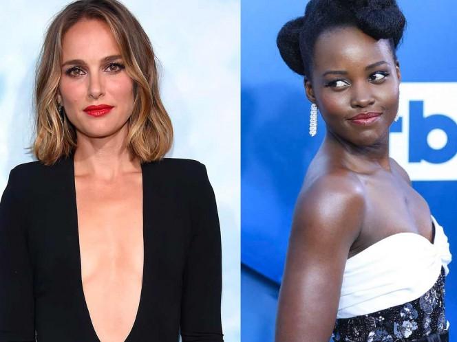 Natalie Portman y Lupita Nyong'o se unen para nueva serie de Apple TV+