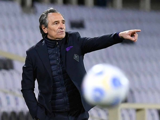 Cesare Prandelli duró cuatro meses en la Fiorentina
